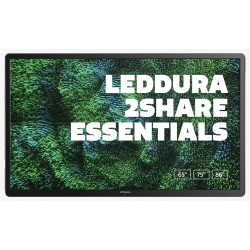 "Display Interactivo CTouch Leddura 2Share 75"" 32P UHD"