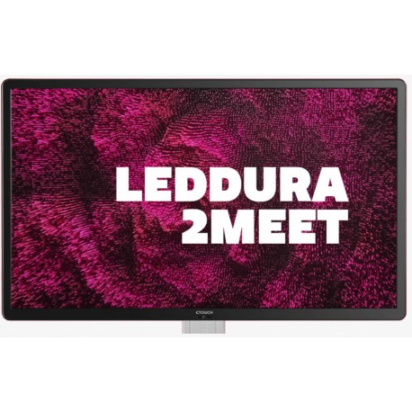 "Display Interactivo CTouch Leddura 2Meet 65"" 32P UHD"